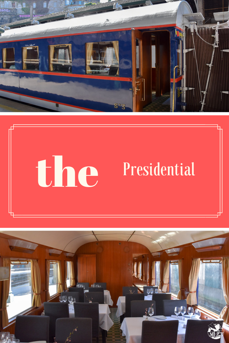 comboio presidencial